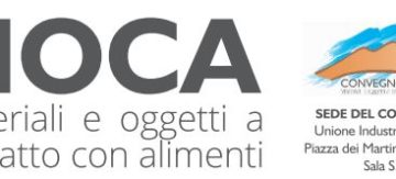 ENCO participated at the MOCA event in Naples on Materials and Objects in Contact with food